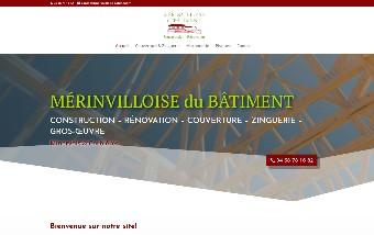 Jerome GLILI, MÉRINVILLOISE du BÂTIMENT