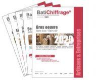 Bibliothèques tarifs Batichiffrage