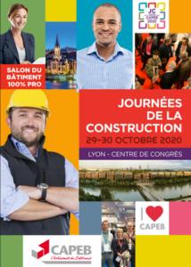 Journées de la construction 2020