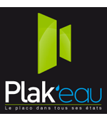 logo plaquiste batiment