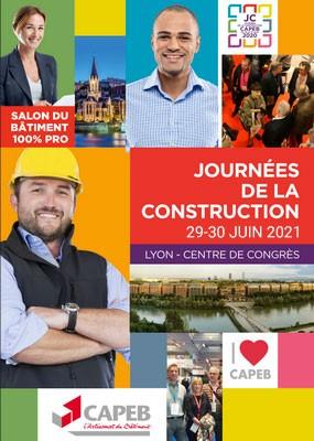 Journées de la construction 2021