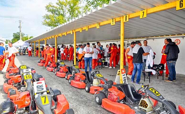 Karting Mediabat CAPEB Drôme
