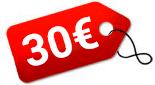 Location monoposte 30€/mois
