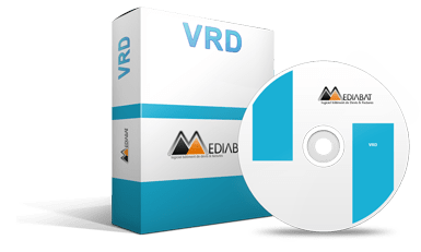 logiciel VRD